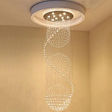 Modern Crystal Ceiling Chandeliers