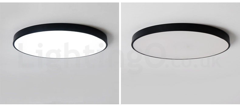 Contemporary Nordic Style Flush Mount